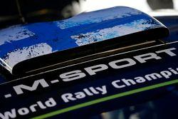 M-Sport Ford Fiesta detalle