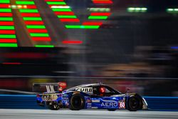 #60 Michael Shank Racing with Curb/Agajanian Riley DP Ford EcoBoost: John Pew, Oswaldo Negri, A.J. A