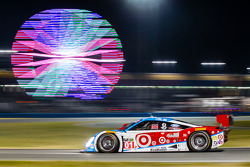 #01 Chip Ganassi Racing Riley DP Ford EcoBoost: Scott Pruett, Memo Rojas, Jamie McMurray, Sage Karam