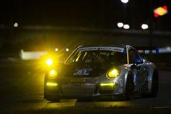 #81 GB Autosport Porsche 911 GT America: Damien Faulkner, Patrick Huisman, Bob Faieta, Michael Avena