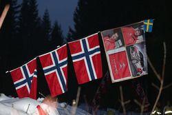 Norwegian fans