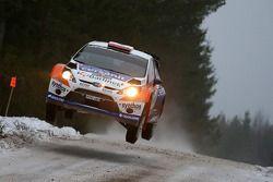 Michal Solowow and Maciek Baran, Ford Fiesta RS WRC