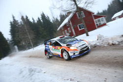 Michal Solowow and Maciek Baran, Ford Fiesta RS WRC