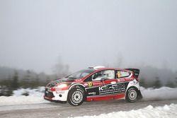 Craig Breen and Scott Martin, Ford Fiesta WRC