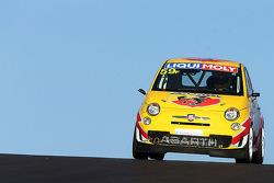 #59 Fiat Abarth Motorsport Fiat Abarth 500: Matt Cherry, Matt Campbell, Luke Ellery