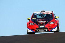 #33 Clearwater Racing Ferrari F458 Italia GT3: Craig Baird, Matt Griffin, Hiroshi Hamagauchi