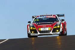 #71 Audi R8 LMS: Dean Koutsoumidis, Dean Grant, Dean Fiore, Michael Loccisano