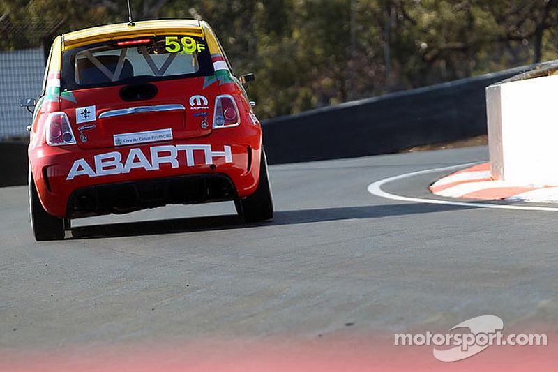 #59 菲亚特 阿巴斯 Motorsport 菲亚特 阿巴斯 500: Matt Cherry, Matt Campbell, Luke Ellery