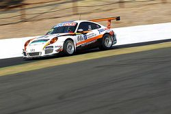 #68 Motorsport Services Limited Porsche 997 GT3 Cup: Daniel Bilski, Marcus Mahy, David Glasson