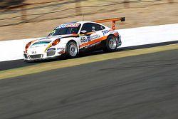 #68 Motorsport Services Limited Porsche 997 GT3 Cup: Daniel Bilski, Marcus Mahy, David Glasson