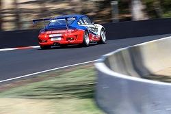 #35 Porsche 997 GT3 Cup: Ric Shaw, Indiran Padayachee, Andrew Fisher, Aaron Zerefos