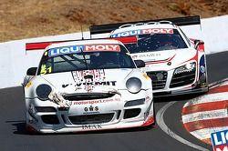 #51 Porsche 911 GT3 Cup S: Andrew Macpherson, Ben Porter, Garth Walden