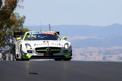 #84 HTP Motorsport 梅赛德斯 SLS AMG GT3: 哈罗德·普里马, 托马斯·贾格尔, 马克西米利安·布克
