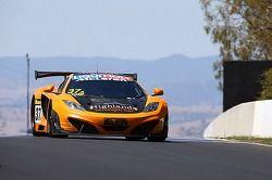 #37 VIP Holdings McLaren MP4-12C: Tony Quinn, Klark Quinn, Andrew Kirkaldy