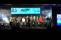 Comments from drivers and team managers