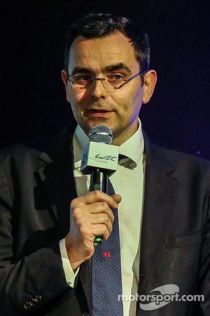 Frédéric Lénart, directeur général de l'ACO