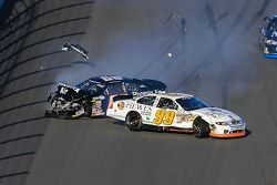 Buster Graham, Roulo Brothers Racing Ford en Mark Thompson, Toyota