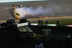 Kyle Busch, Joe Gibbs Racing Toyota, spint