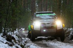 Yazeed Al-Rajhi ve Timo Gottschalk, Toyota