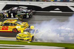 Difficultés pour Matt Kenseth, Joe Gibbs Racing Toyota