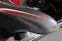 索伯F1车队,前翼