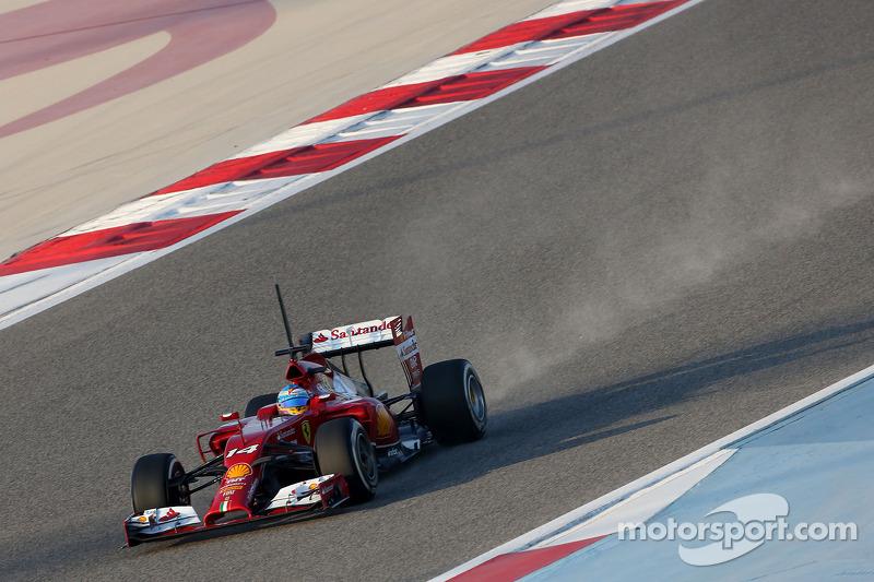 Fernando Alonso , Scuderia Ferrari