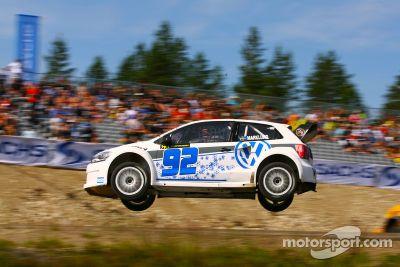 Volkswagen se une à Marklund Motorsport
