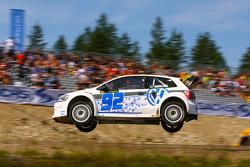 De Volkswagen Polo RX