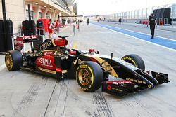 路特斯F1赛车E22