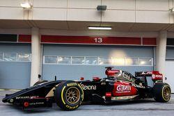 路特斯F1赛车E22官方发布