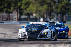 #48 Paul Miller Racing Audi R8 LMS: Bryce Miller, Matt Bell, Christopher Haase