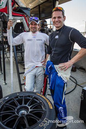 Markus Winkelhock en Marc Basseng
