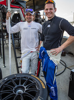 Markus Winkelhock et Marc Basseng