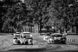 #25 8Star Motorsports ORECA FLM09 Chevrolet: Enzo Potolicchio, Tom Kimber-Smith, Michael Marsal ; #4