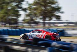 #35 Flying Lizard Motorsports Audi R8 LMS: Seth Neiman, Dion von Moltke, Alessandro Latif, Filipe Al