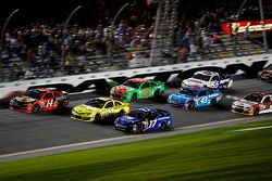 Ricky Stenhouse Jr., Roush Fenway 福特车队, Matt Kenseth, Joe Gibbs丰田车队, Tony Stewart, Stewart-Haas雪佛兰车队