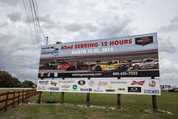 Wegwijzer voor de 2014 Sebring 12 Hours