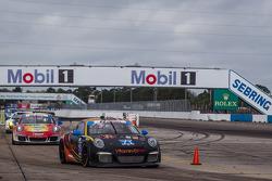 #71 Park Place Motorsports 保时捷 911 GT America: 吉姆·诺曼, 克里格·斯坦顿, 诺伯特·西德勒