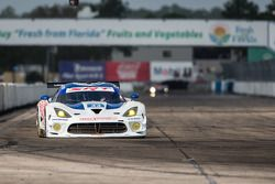 #33 Riley Motorsports SRT Viper GT3-R: Ben Keating, Jeroen Bleekemolen, Sebastiaan Bleekemolen, Marc