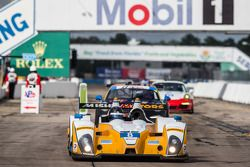 #8 Starworks Motorsport ORECA FLM09 雪佛兰: 米尔科·舒尔蒂斯, 伦格尔·范德赞德