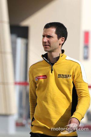 Remi Taffin, Renault Sport F1