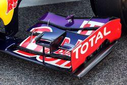 Red Bull Racing RB10 : Aileron avant