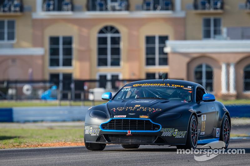 #09 TRG-AMR Aston Martin Vantage