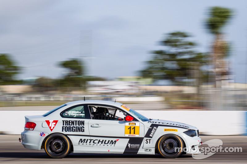 #11 Mitchum Motorsports BMW 128i