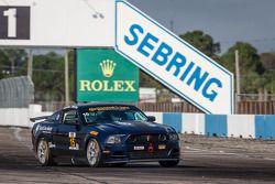 #15 MultiMattic Motorsports Mustang Boss 302 R: Scott Maxwell, Jade Buford