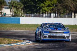#9 Stevenson Motorsports Camaro Z/28.R: Matt Bell, Andy Lally