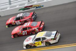 Dale Earnhardt Jr.; Landon Cassill; Scott Lagasse Jr.
