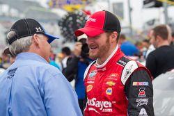 Rick Hendrick; Dale Earnhardt Jr.