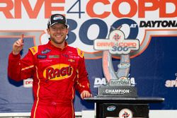 Vainqueur: Regan Smith