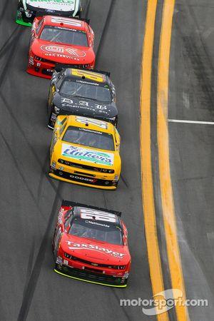 Dale Earnhardt Jr., Mike Wallace